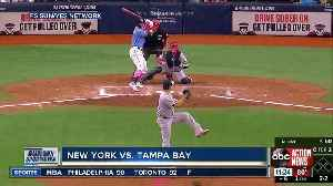 New York Yankees beat Tampa Bay Rays 7-1, take 2 of 3 from AL East leaders [Video]