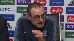 Sarri unsure over Chelsea future [Video]