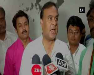 Himanta Biswa Sarma defends BJP worker for sharing morphed picture of Mamta Banerjee [Video]