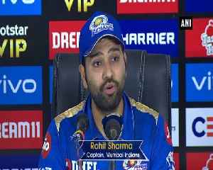 IPL good platform to get players in good form before World Cup Rohit Sharma [Video]