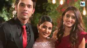 Hina Khan's journey with Kasautii Zindagi Kay ends with emotional farewell [Video]