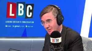 Jacob Rees-Mogg Welcomes Verhofstadt Campaigning For Lib Dems [Video]