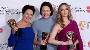 Killing Eve triples up at British Academy Television Awards [Video]
