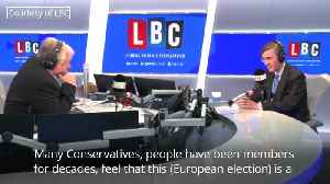 Jacob Rees-Mogg: European elections will be difficult for Conservative voters [Video]