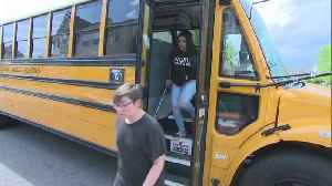 News video: How A Virginia School District Is Tackling Shortage Of Bus Drivers