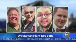 Waukegan Plant Workers Honored Today [Video]