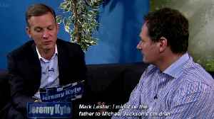 News video: The Jeremy Kyle Show Suspended After The Death Of A Guest