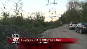 Police find body in the Grand River in Jackson [Video]