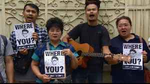 Thailand: Disappeared activists forced home from Vietnam [Video]