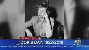 News video: Hollywood Legend Doris Day Dies