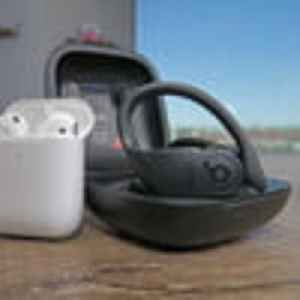 News video: Powerbeats Pro vs. Apple Airpods: How Much Better Are The Beats?