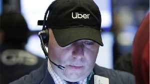 News video: Uber Shares Decline Second Day In A Row