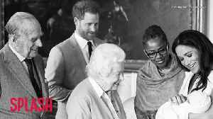 Prince Harry And Duchess Meghan Pay Tribute To 'All Mothers' [Video]