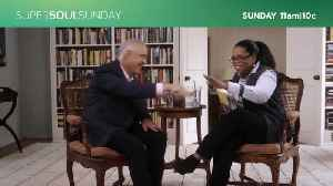 First Look: Oprah and David Brooks on SuperSoul Sunday [Video]