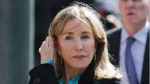 Actress Felicity Huffman Has Arrived In [Video]