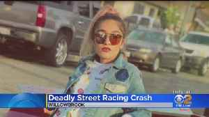 Suspected Street Race Killed Young Mother, Seriously Injured Her Brother [Video]