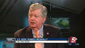 Inside Politics: Lt. Gov. McNally P.3 [Video]