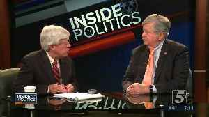 Inside Politics: Lt. Gov. McNally P.2 [Video]