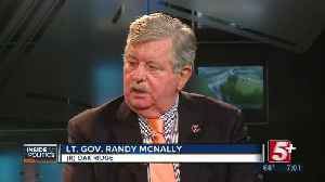 Inside Politics: Lt. Gov. McNally P.1 [Video]