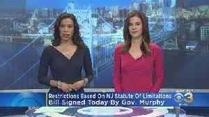 New Jersey Eases Restrictions On Statute Of Limitations [Video]