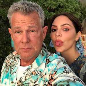 David Foster and Katharine McPhee's 34-year age gap [Video]