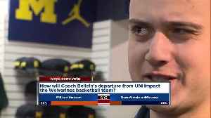 News video: Fans react to Beilein's departure from Michigan