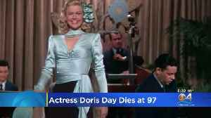 Hollywood Legend Doris Day Dead At 97 [Video]