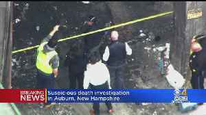 Man's Body Found At New Hampshire Waste Transfer Station [Video]