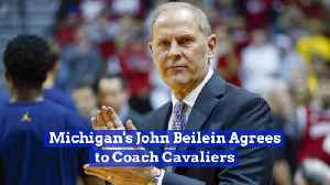 Michigan's John Beilein Is Leaving To Coach Cav's [Video]