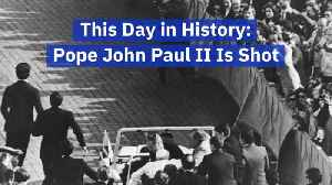 Remembering The Day Pope John Paul II Was Shot [Video]