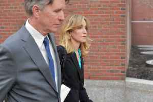 News video: Felicity Huffman Pleads Guilty to Part in University Admissions Scam