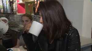 News video: World's Most Expensive Coffee Sells for $75 a Cup in San Francisco