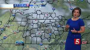 Bree's Evening Forecast: Mon., May 13, 2019 [Video]