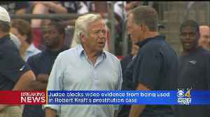 News video: Judge Blocks Video Evidence From Being Used In Kraft's Prostitution Case