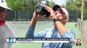 Rising heat index raises concerns over heat exhaustion in SWFL [Video]