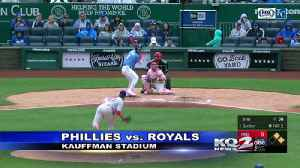 ROYALS LOSE SERIES WITH PHILLIES [Video]