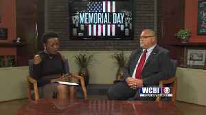 Sunrise Guest 5/13/19 - Memorial Day Service: 'A Day of Remembrance ' [Video]