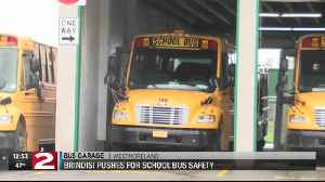 Brindisi lays out plan to ramp up school bus safety [Video]