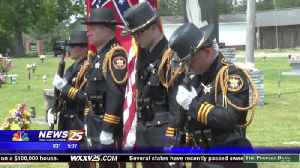 Police Memorial Week: Jackson County service set for Thursday [Video]
