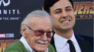 Stan Lee's Ex-Manager Charged With Elder Abuse [Video]