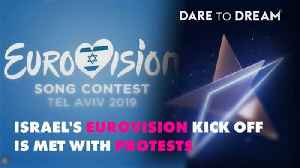 Eurovision in Tel Aviv has a bumpy May 14th start [Video]
