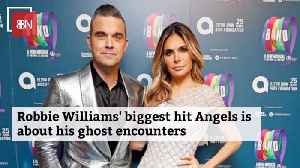 Robbie Williams Was Inspired By Ghosts [Video]