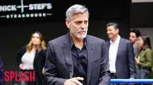 """George Clooney Opens Up About Batman """"Failure"""" [Video]"""
