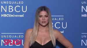 Khloe Kardashian Had 'Wind Knocked Out' Of Her During Tristan Thompson Split [Video]