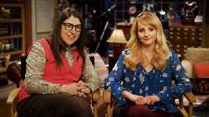 The Big Bang Theory Cast, It's All About The Fans [Video]