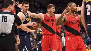 Blazers beat Nuggets in Game 7 to reach conference finals [Video]