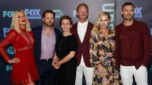 'Beverly Hills, 90210' Cast Preps Reboot Without Luke Perry [Video]
