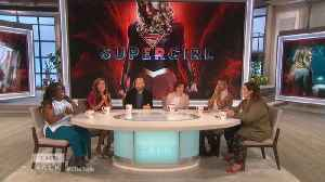The Talk - 'Supergirl' Season Finale; Jon Cryer Says Lex Luthor is 'more evil' Than Anticipated [Video]