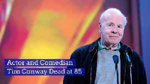 Actor and Comedian Tim Conway Dead at 85 [Video]