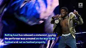 Kodak Black Faces Federal Charges After Arrest at Rolling Loud Music Festival [Video]